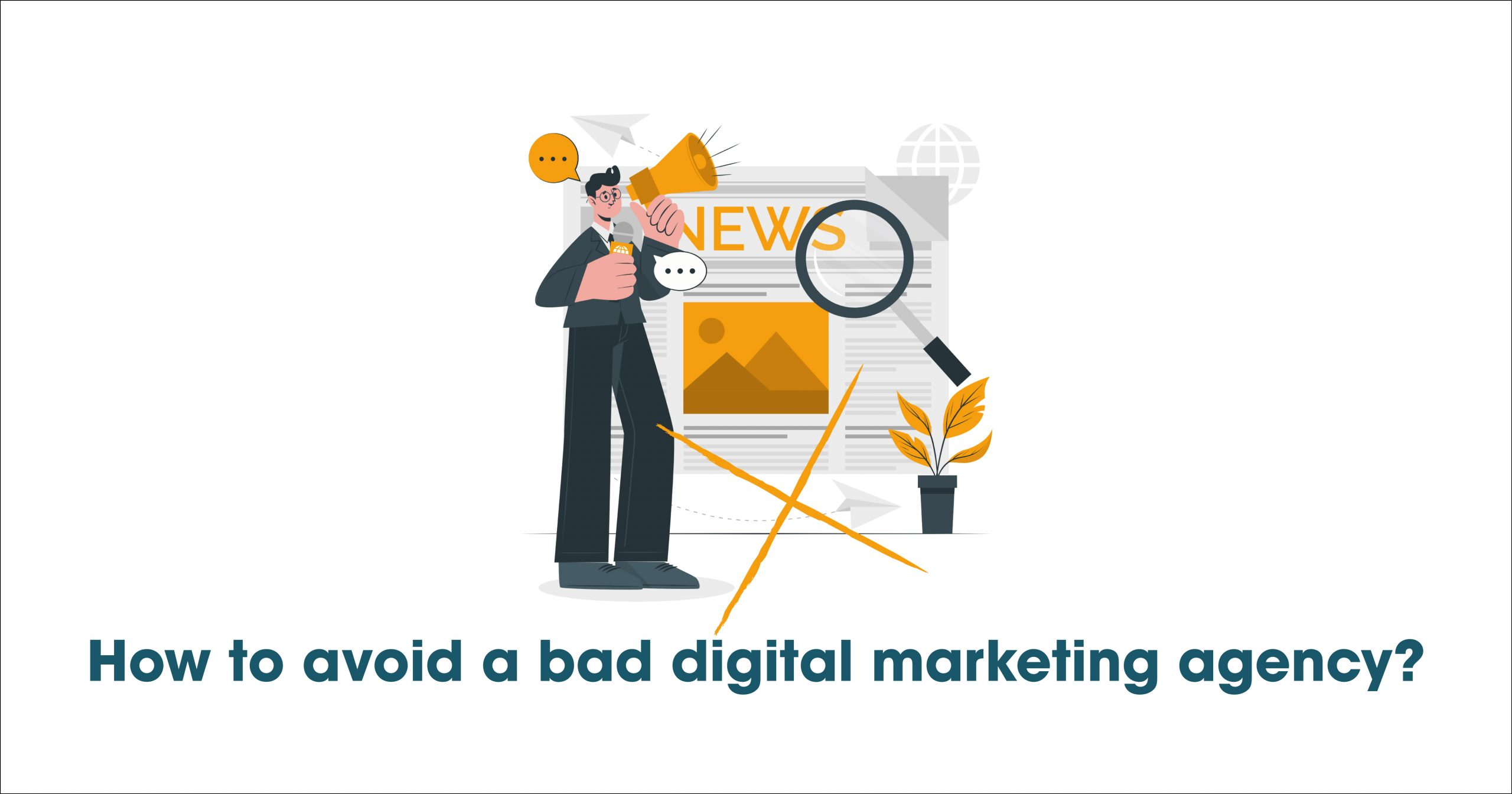 how to avoid a bad marketing agency