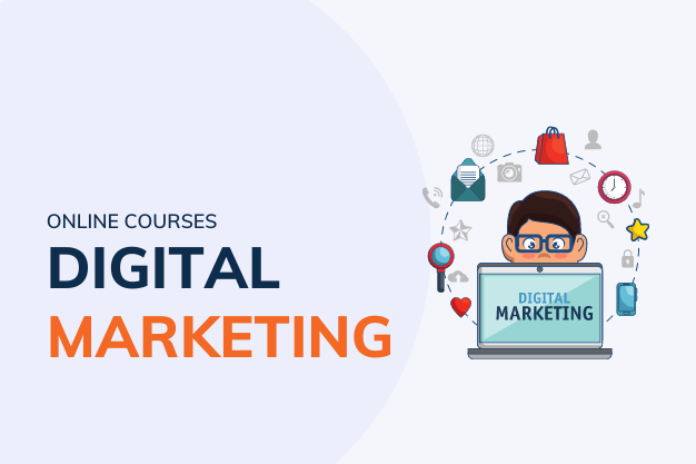 Best Online Courses for Digital Marketing
