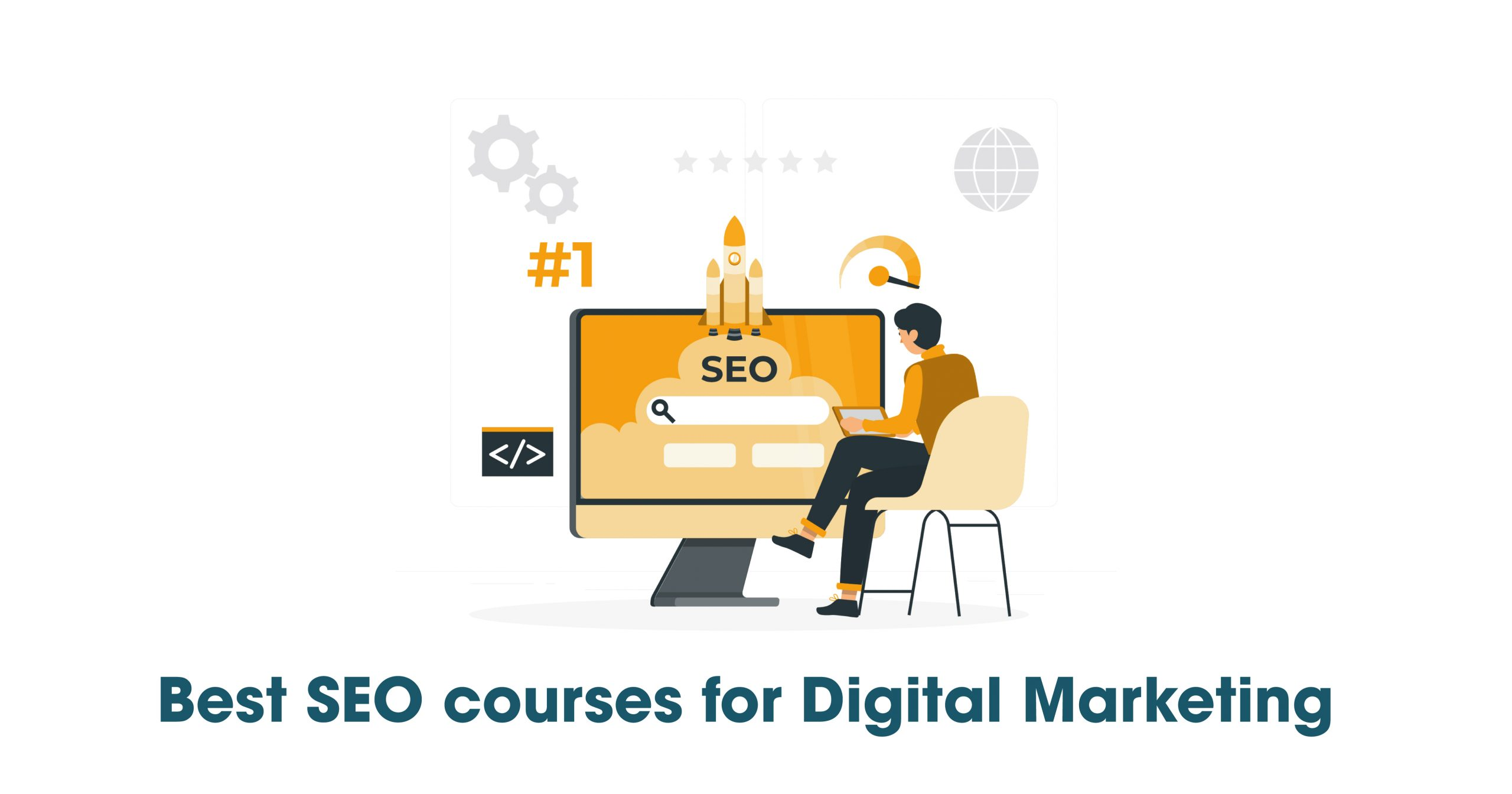 Best SEO course for digital marketing