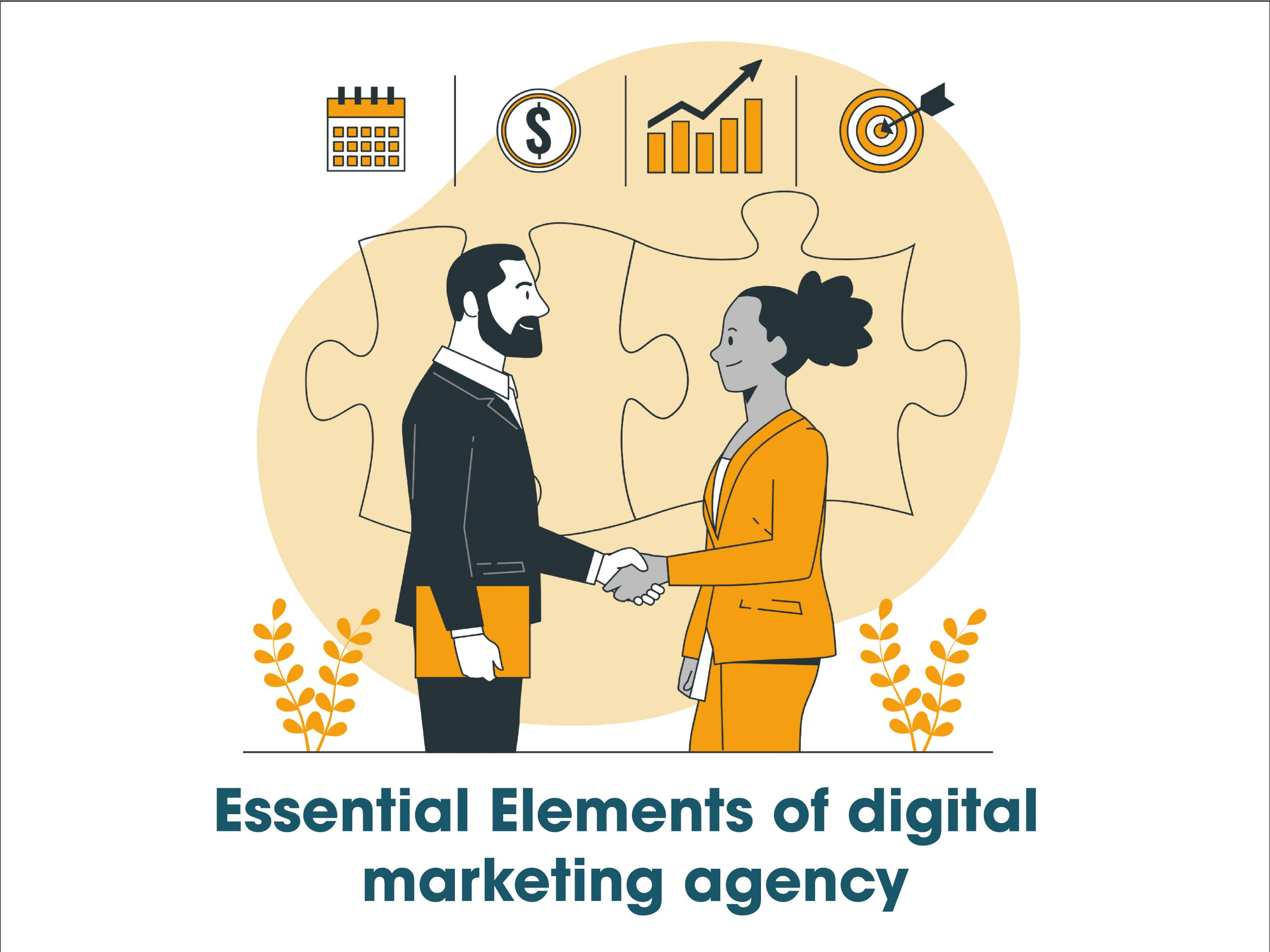 Essential Elements of digital marketing agency